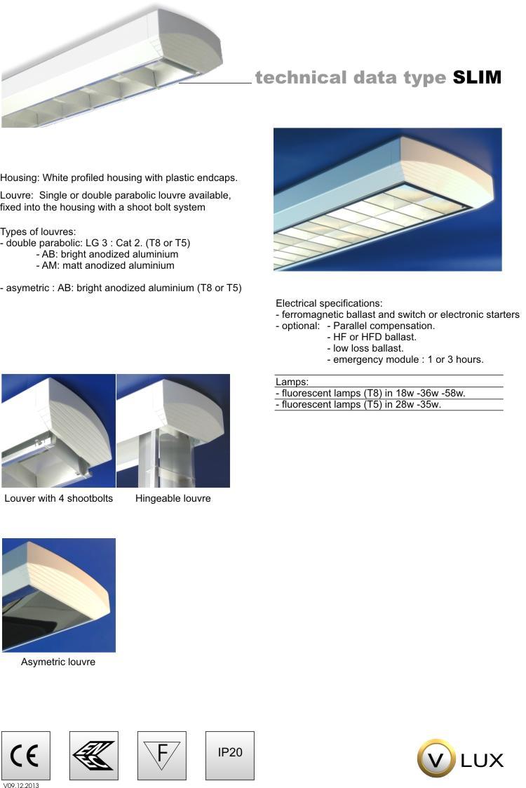 Slim T5 Emergency Ballast Wiring Diagram